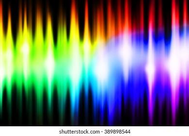 Colors Lights Backdrop