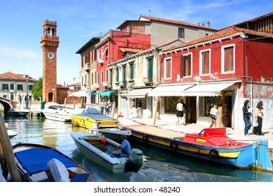 Colors of Murano