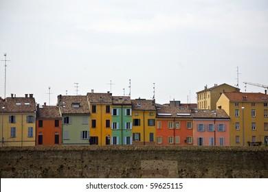 colors of Parma