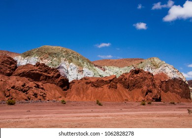 Colors of Rainbow Valley