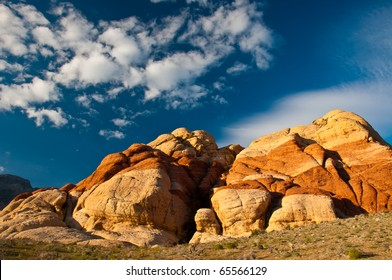 The Colors of Red Rock Canyon