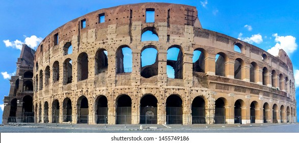 Coloseum Rome Outdoor Overview Photo