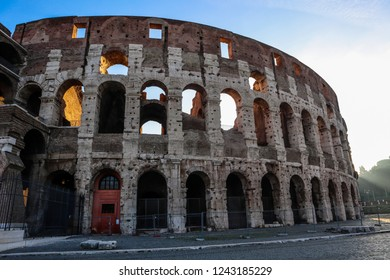 Colosseo, Rome, Italy