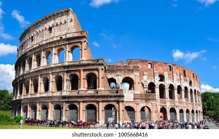 Colosseum (Coliseum), Rome, Italy