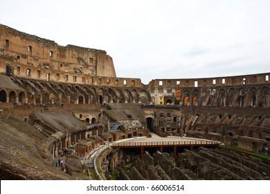 Colosseum in Rome