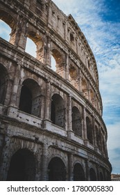 The Colosseum Rome - Flavian Amphitheatre