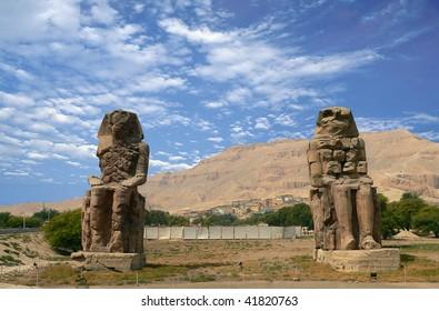 """""""Colossi of Memnon"""""""