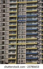colour building