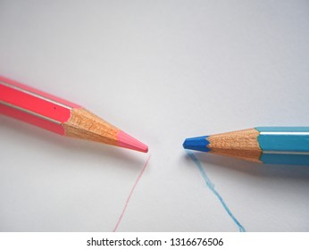 Colour pencils with amazing colors and detail
