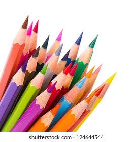 Colored Pencils Images, Stock Photos & Vectors | Shutterstock
