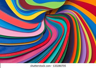 colour shade cards