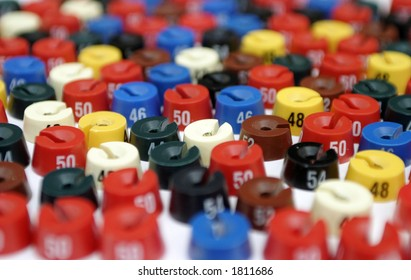 It is a lot of colour size washers