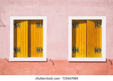 Colour window