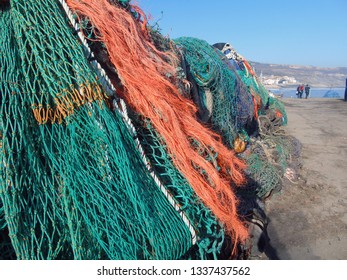Colourful Fishing Nets