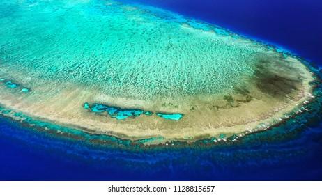 Colourful Lodestone Reef Lagoon (Great Barrier Reef)
