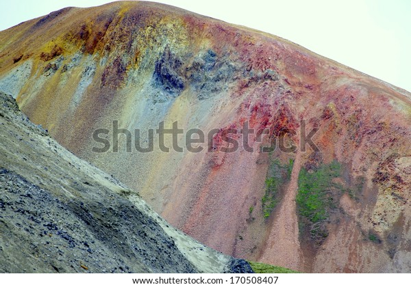 Colourful Mountaind, Landmannlaugar, iceland