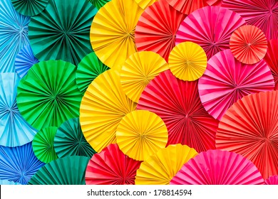 Colourful Paper background