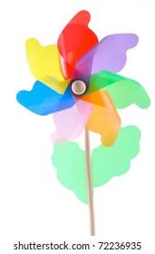 colourful vane