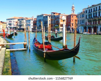 Colourful Venice in Summer