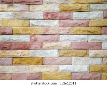 Colourfull wall