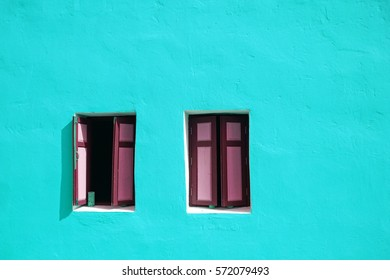 colourfull window.