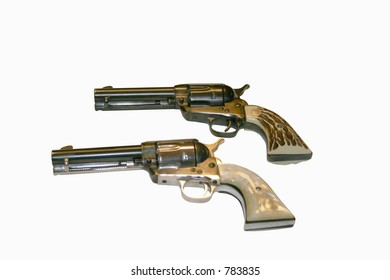 colt single action peacemakers