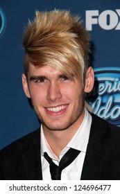 Colton Dixon at FOX's American Idol Season 12 Premiere Event, UCLA, Los Angeles, CA 01-09-13