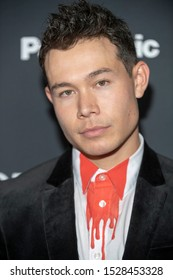"""Colton Tran attends 19th Annual Horror Film Festival – ScreamFest - Opening Night """"Eat, Brains, Love"""" Los Angeles Premiere at TLC Chinese Theatre, Hollywood, CA on October 8, 2019"""