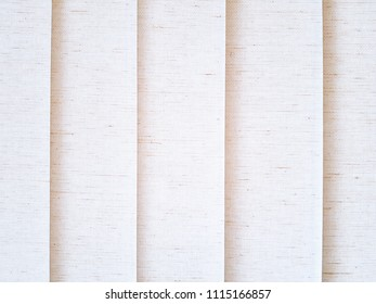 Colum and Line pattern of white curtain background - Art background and Wallpaper concept