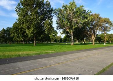 Columbia park in Eastern Washington State