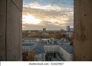 Columbia skyline