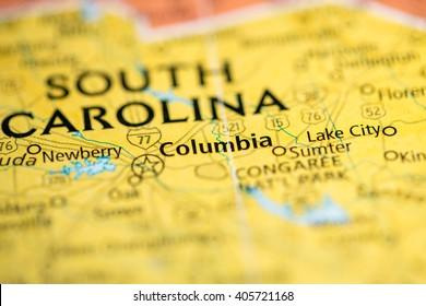 Columbia. South Carolina. USA