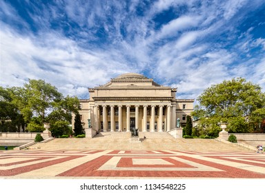 Columbia University Board in New York
