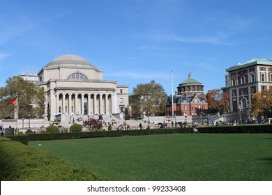 Columbia University Campus, Manhattan