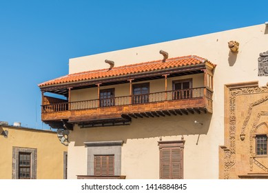 Columbus House in Las Palmas de Gran Canaria, Spain