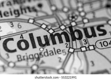 Columbus. Ohio. USA