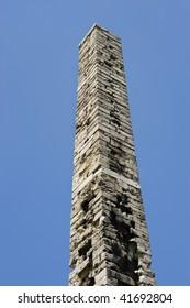 Column of Constantine Porphyrogenitus at Hippodrome of Constantinople, Sultanahmet Meydani, Istanbul (Turkey)