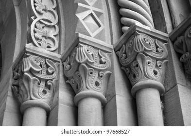 Column or Pilaster Detail