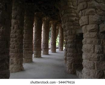 columns of memories