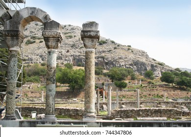Columns near Philippi.