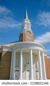 Columns on Church