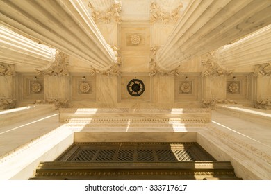 Columns of the  Supreme Court of U.S.
