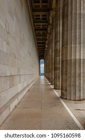 the columns of walhalla
