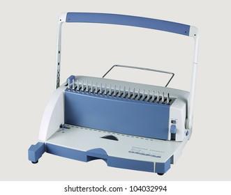 Spiral Binding Machine Images, Stock Photos & Vectors | Shutterstock