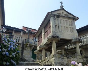 COMBARRO SAILOR TOWN IN SPAIN