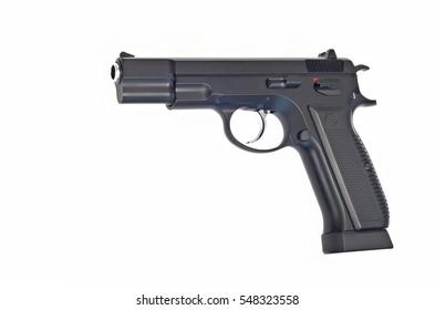 combat pistols and revolvers