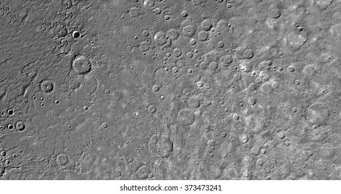 A combination of moon surface images, blended together in Photoshop to create large image of the moon's surface. Elements of this image furnished by NASA.