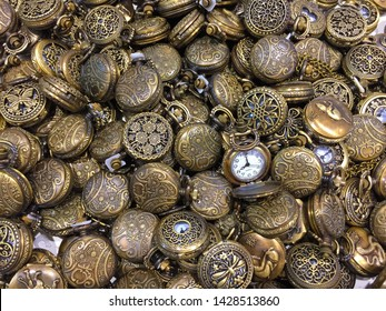 A Combination of several locket watches