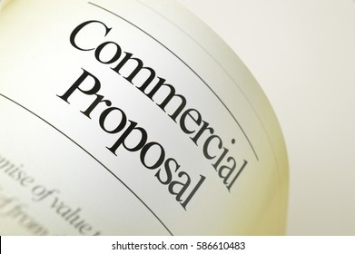 Comercial Proposal Document