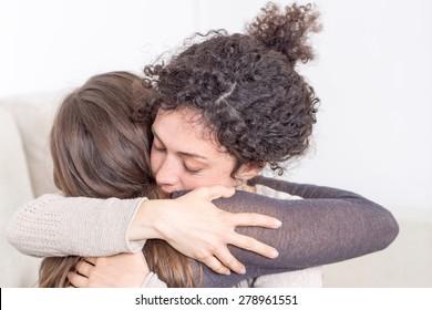 Comfort a friend